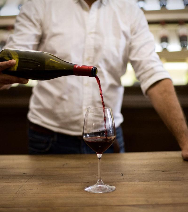 wine club sul vino naturale - Fucina Social Club Palazzo Mazzarino Palermo