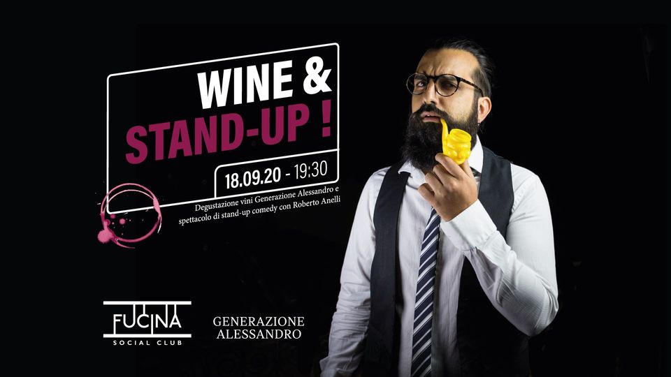 STAND UP COMEDy - Fucina social club palermo